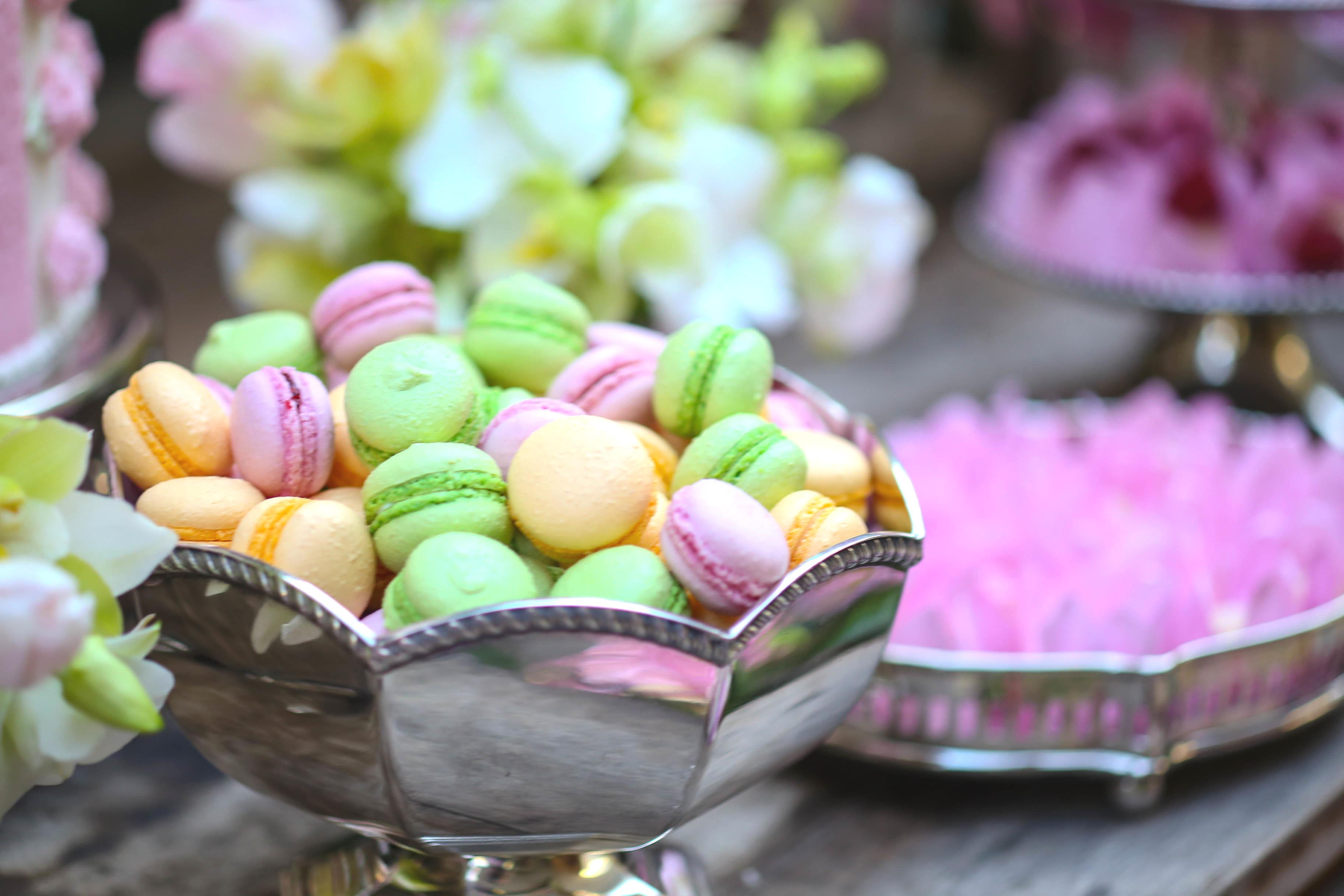 Especializada em chocolates e macarons